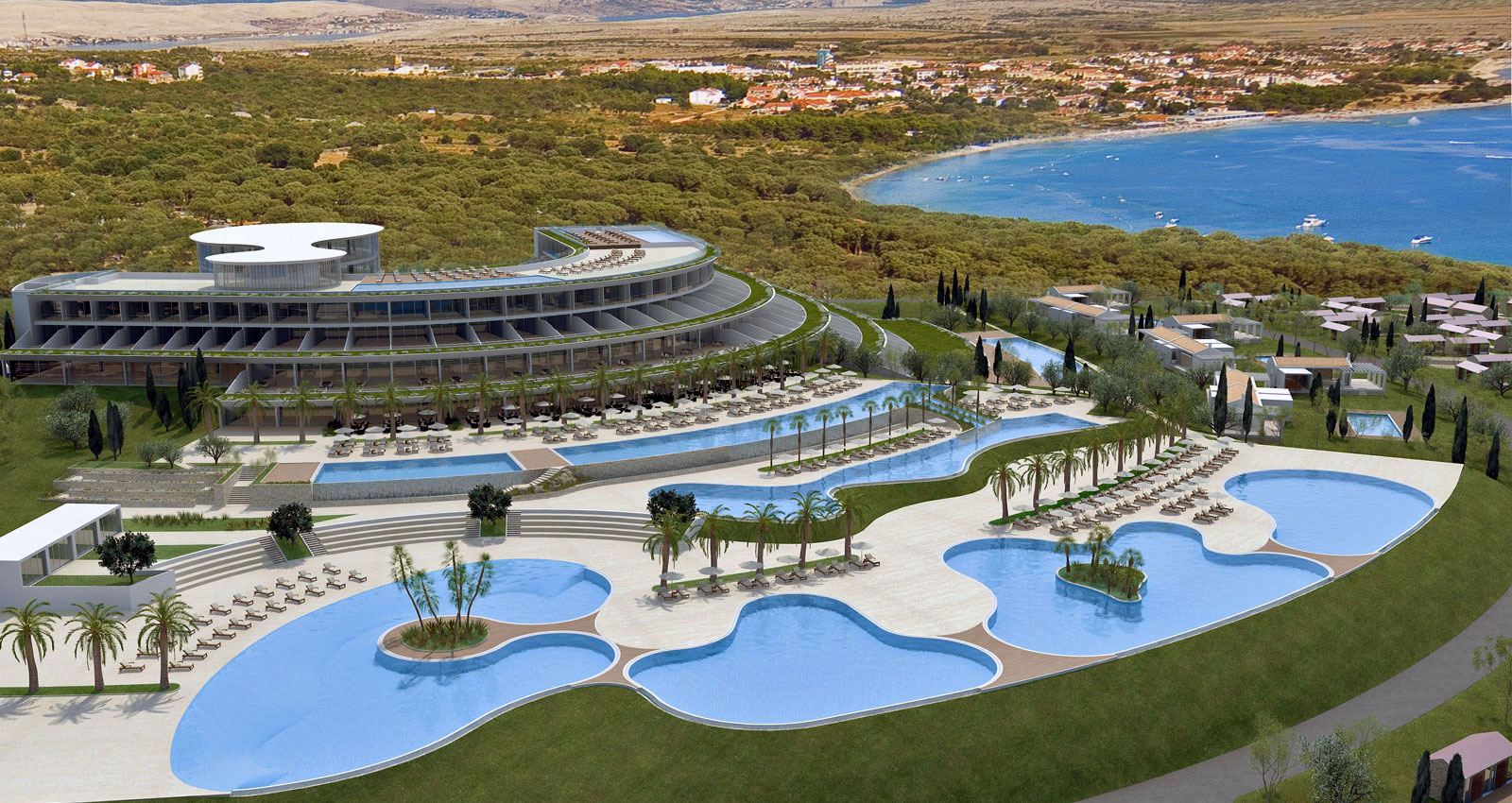 Holiday Resort - Island of pag - Croatia
