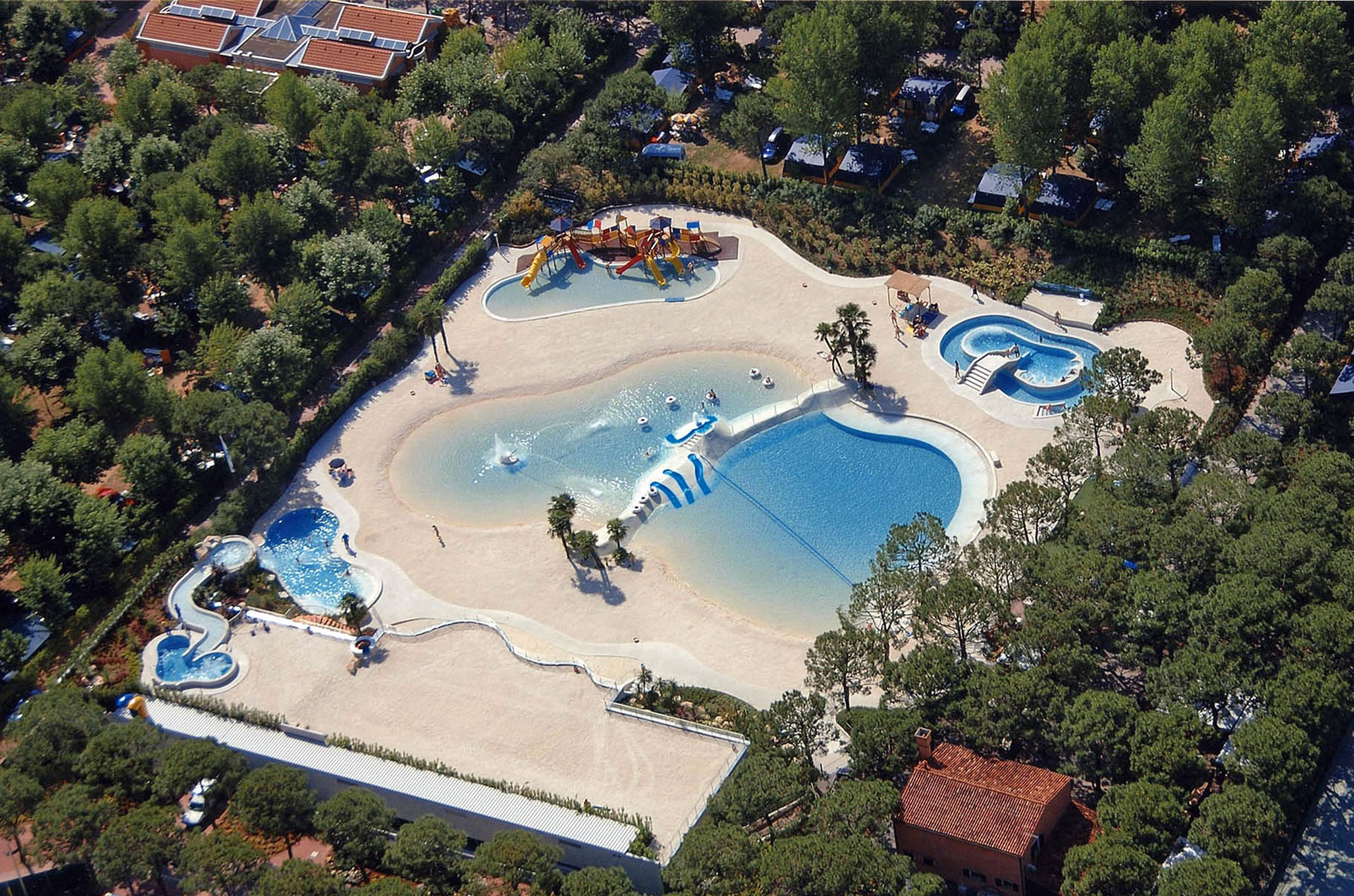 Water Park Laguna union lido park and resort cavallino venice