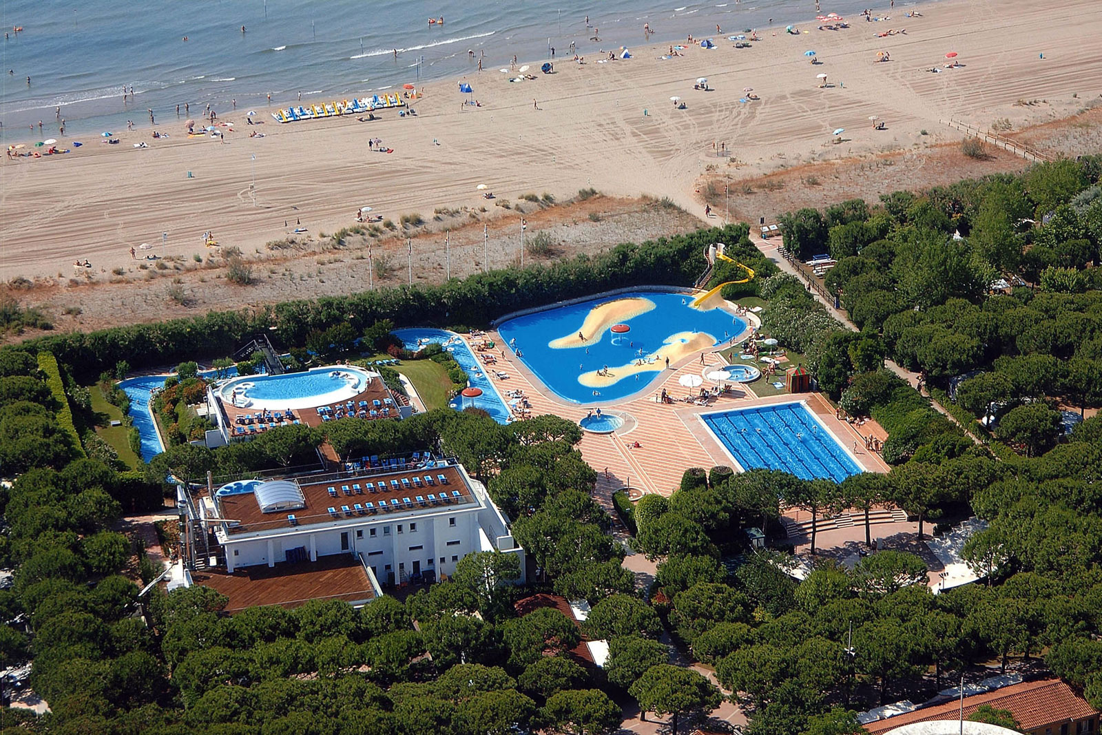 wellness club marino - union lido park and resort           cavallino venice
