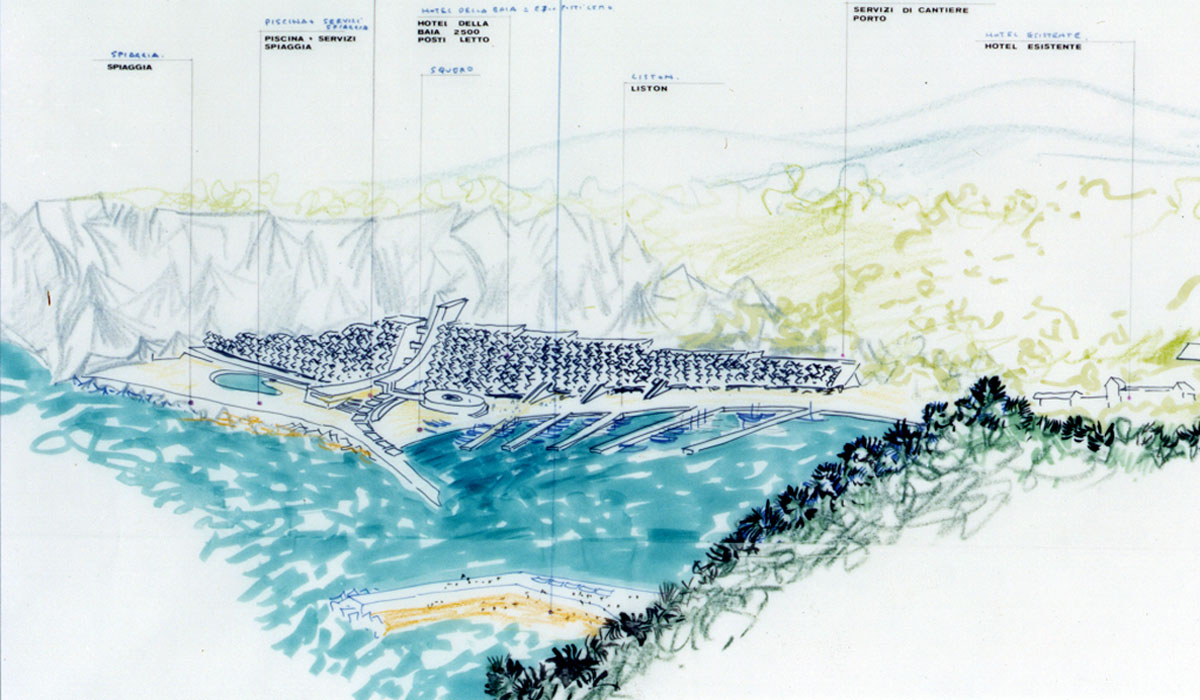 Sistiana Baia Resort Master Plan