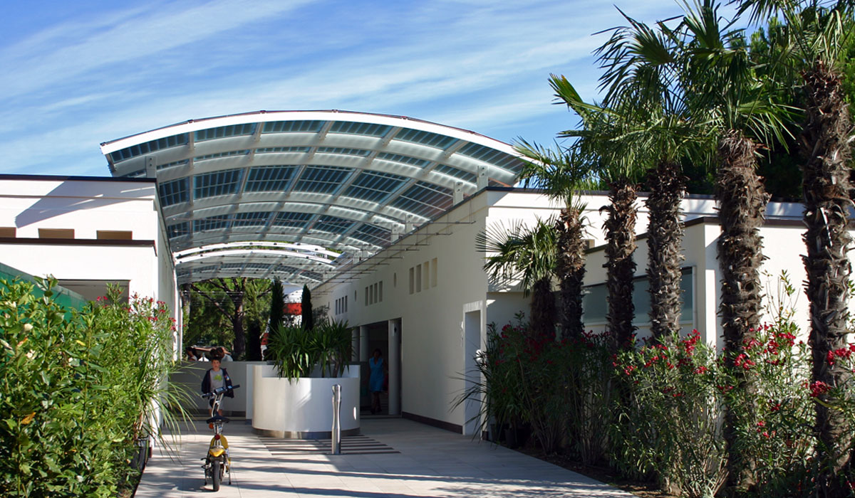 Jesolo International - New Sanitary facilities