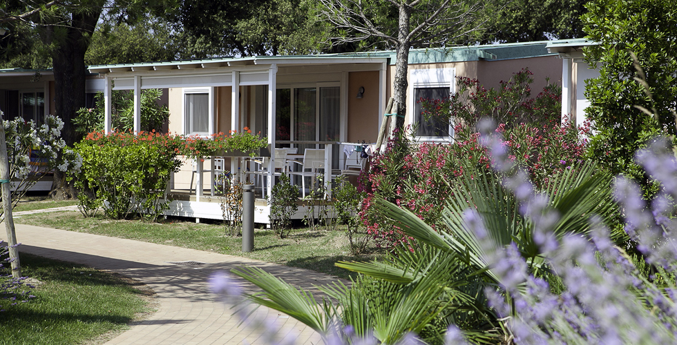 Jesolo International Camping Holiday Homes