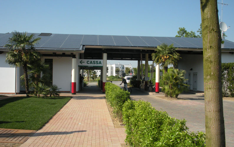 Jesolo International Club Camping -  CO2 Neutral