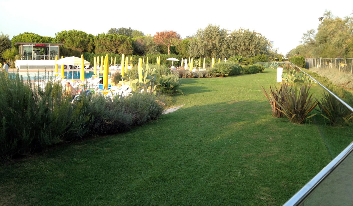 Jesolo International Club Camping Master Plan