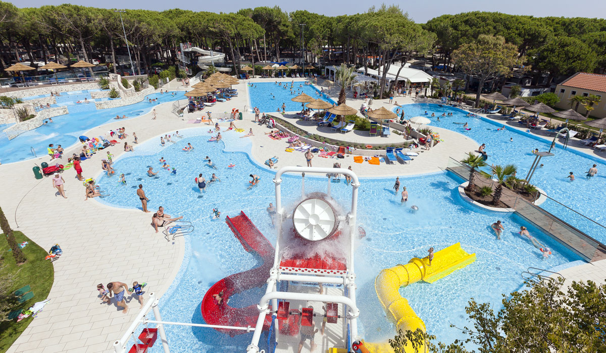 Ca Pasquali Village - water park & beach bar