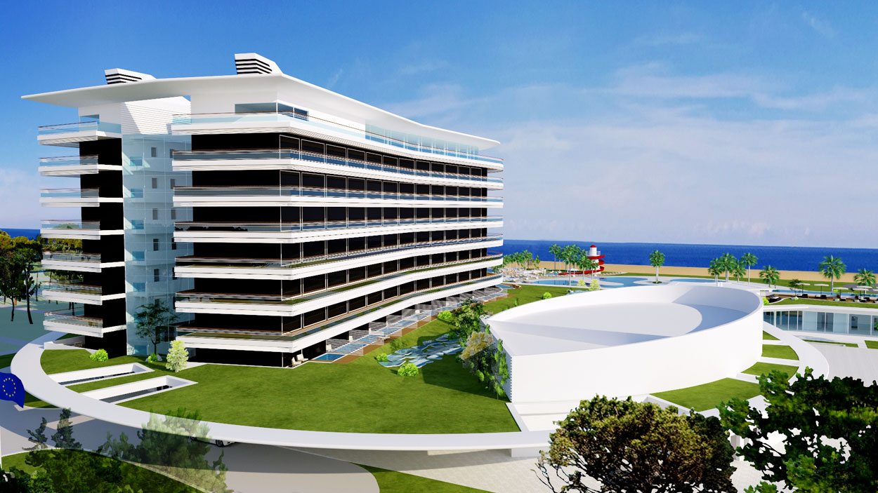 New 5 stars Wellness Hotel in Bibione - Venice Italy
