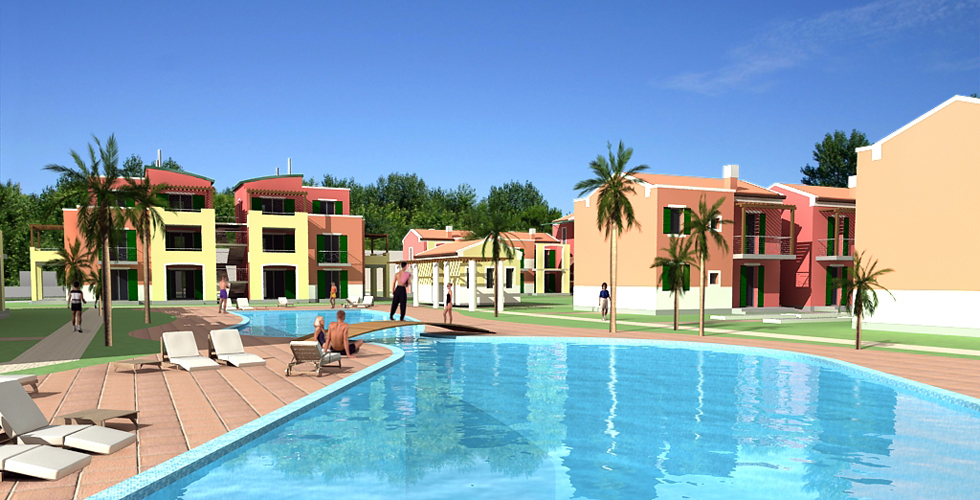 Milano Dune Touristic & Residential Compound