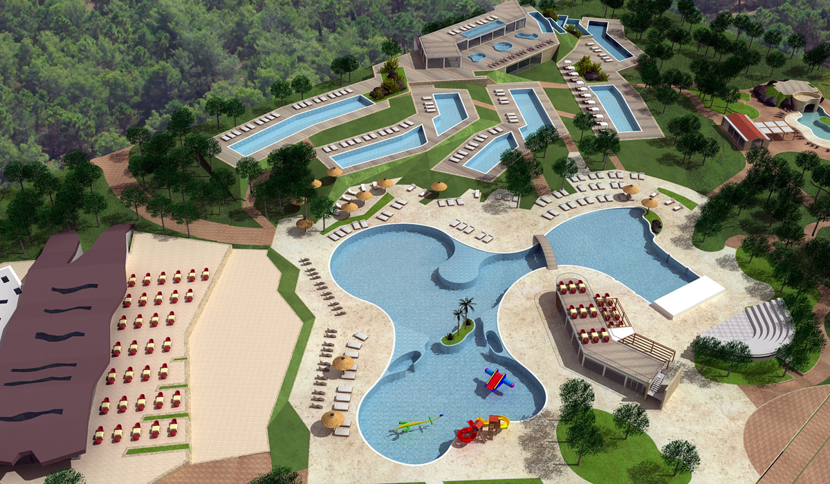 Zaton Holiday Resort - Aqua Park - Zadar