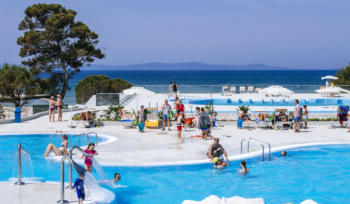 Zaton Holiday Resort - Sea front acqua park