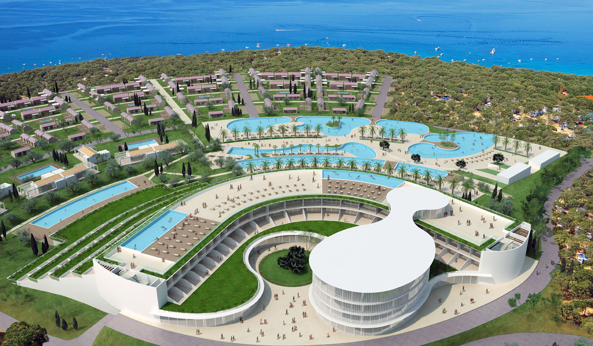 The Shell Wellness Hotel & Resort Pag Croatia | Bezdikian Architects