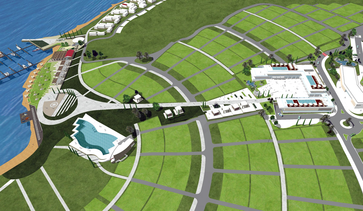 Vestar Holiday Village Master Plan